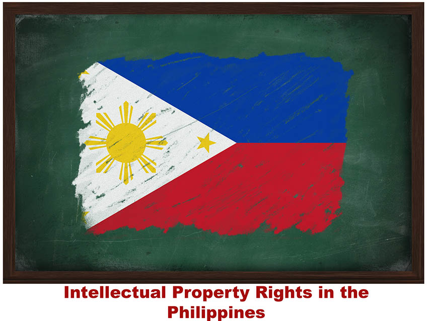 Intellectual property rights (IPR) have to be protected