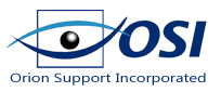 Orion Support Incorporated Logo
